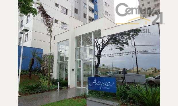 Apartamento residencial à venda, Terra Bonita, Londrina - AP5921.