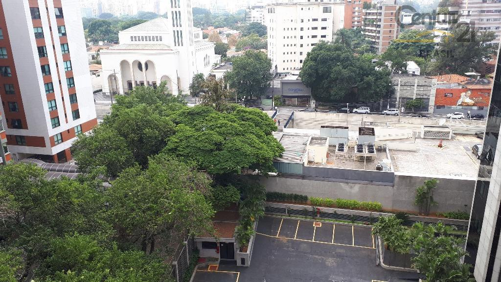 Duplex para locação Itaim