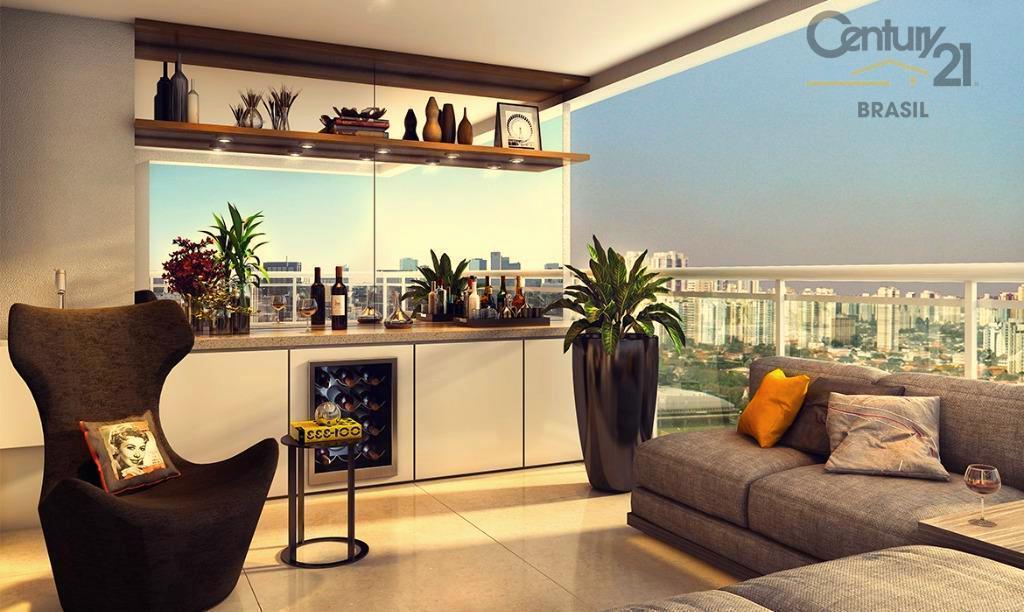 Apartamento Studio NOVO à venda 1 dormitório, 1 vaga, Pinheiros Vila Madalena, 4 quadras do metrô. Imperdível!
