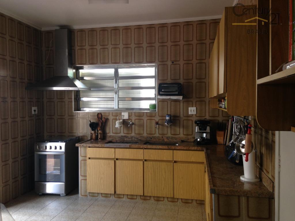 excelente, imóvel, sobrado residencial, reformado, no brooklin, com 306 metros de área construída, com 03 dormitórios,...