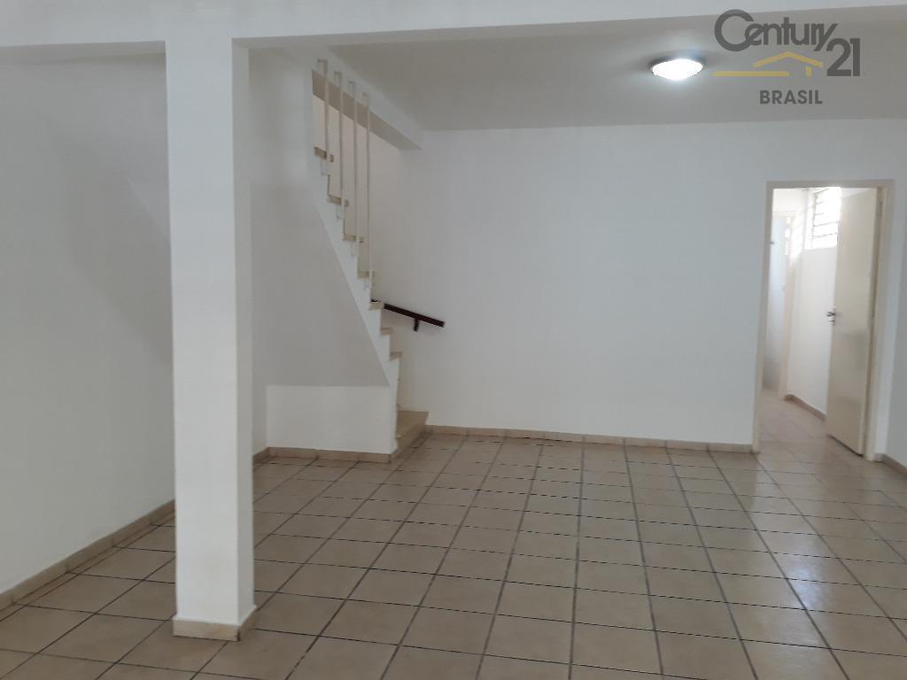 Sobrado Residencial para locação, Vila Cordeiro, São Paulo - SO0395.