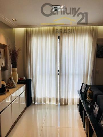 Apartamento com 88m², 3 dorm., 2 vagas, lazer completo, Vl Leopoldina,