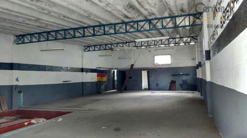 Galpão 500m² para locação no melhor da Vila Olímpia próximo de tudo e das principais avenidas