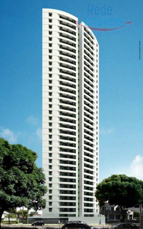 Apartamento 3 quartos residencial à venda, Rosarinho, Recife.