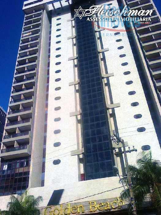 Flat residencial para venda e locação, Piedade, Jaboatão dos Guararapes - FL0010.