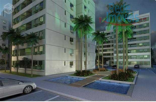 Apartamento residencial à venda, Piedade, Jaboatão dos Guararapes - AP0305.