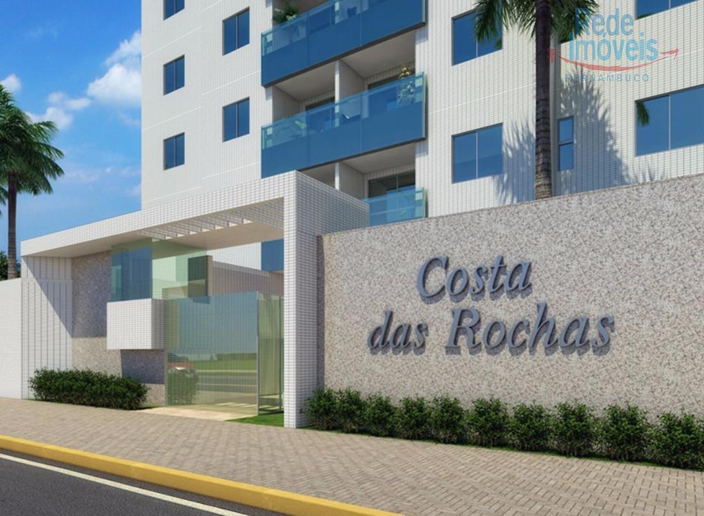Apartamento 2 e 3 à venda, Candeias, Jaboatão dos Guararapes.