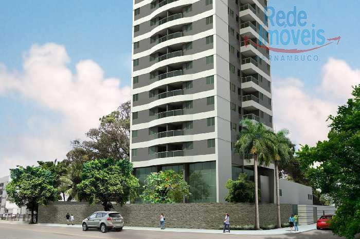 Apartamento residencial à venda, Candeias, Jaboatão dos Guararapes - AP0375.