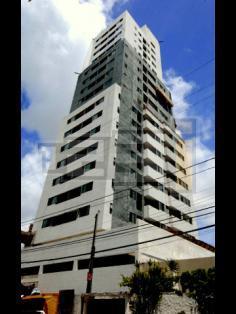 Flat residencial à venda, Boa Viagem, Recife - FL0036.