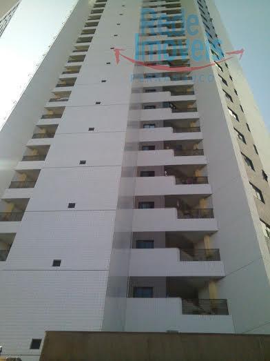 Apartamento residencial para locação, Encruzilhada, Recife - AP0081.