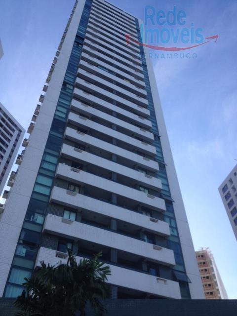 Apartamento residencial à venda, Rosarinho, Recife - AP0743.