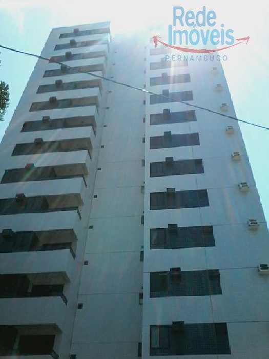Apartamento residencial à venda, Espinheiro, Recife - AP0165.