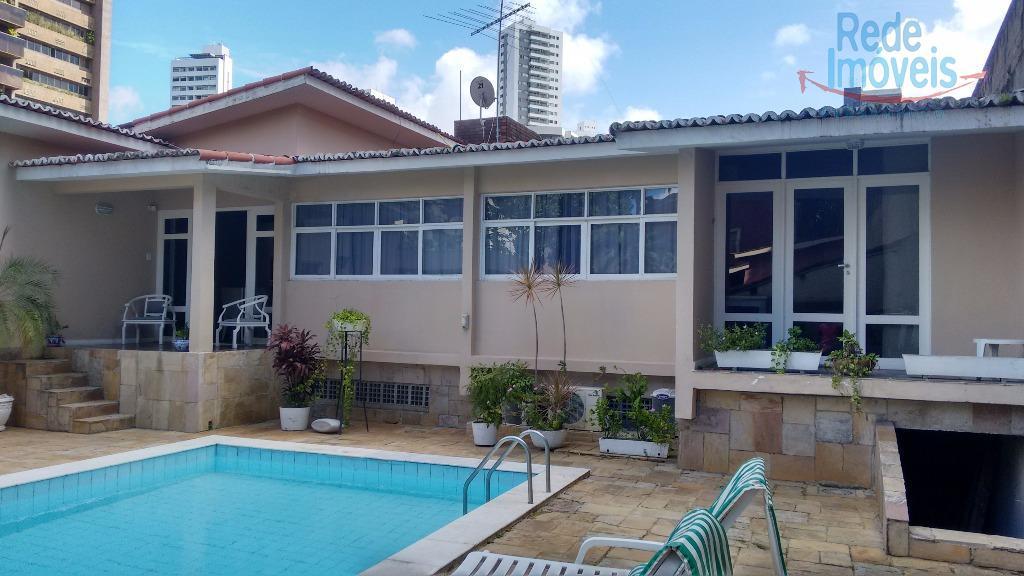 Casa  residencial para venda e locação, Graças, Recife.