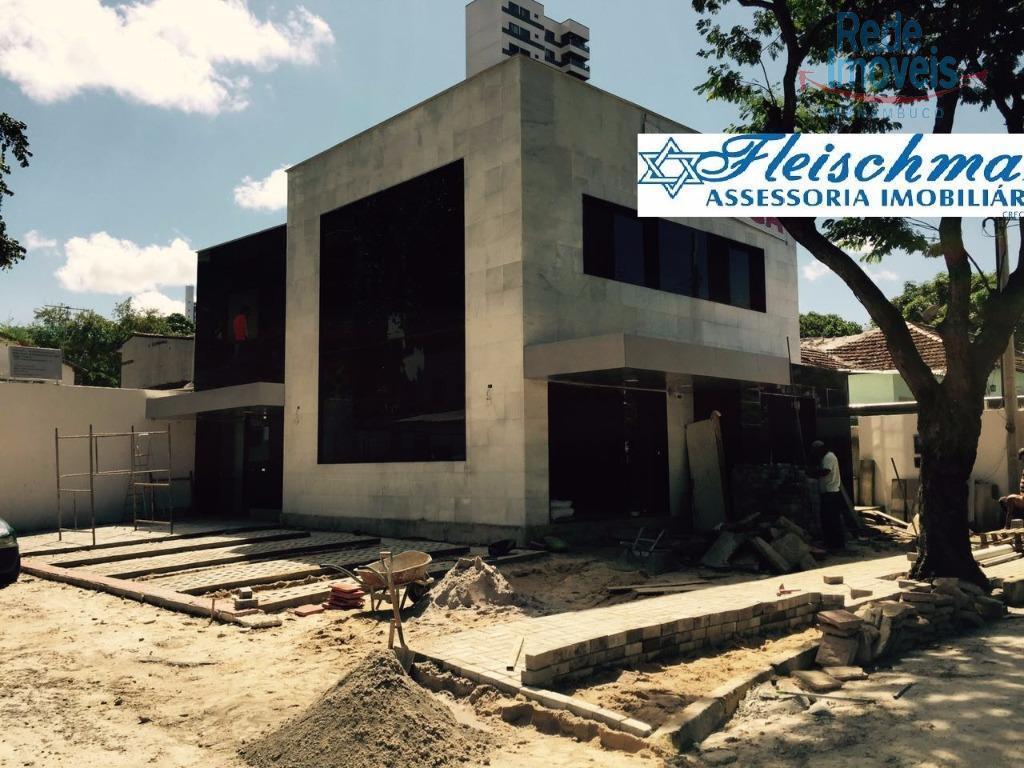 Loja comercial para locação, Parnamirim, Recife - LO0028.