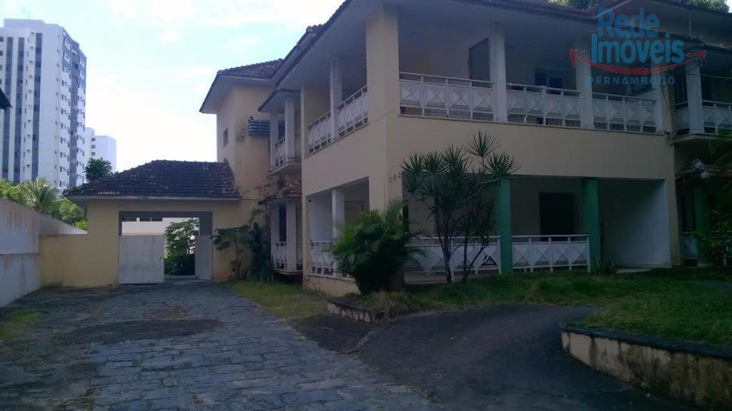 Casa residencial para locação, Espinheiro, Recife.