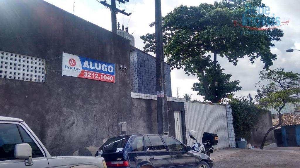 Galpão comercial para venda e locação, Areias, Recife.