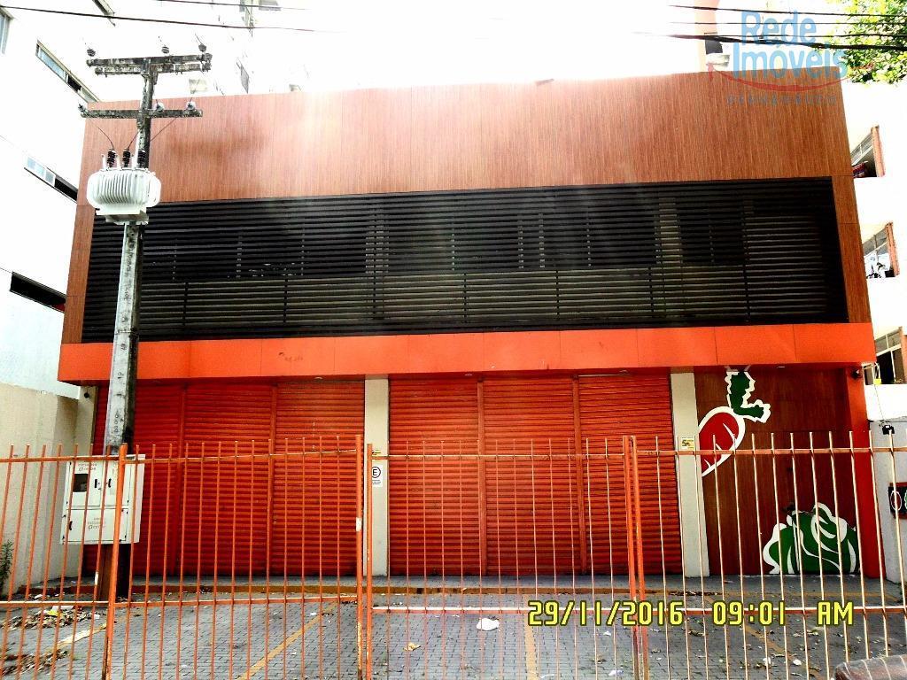Prédio comercial para  locação, Espinheiro, Recife - LO0009.