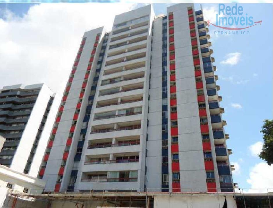 Apartamento residencial para venda e locação, Espinheiro, Recife - AP1015.