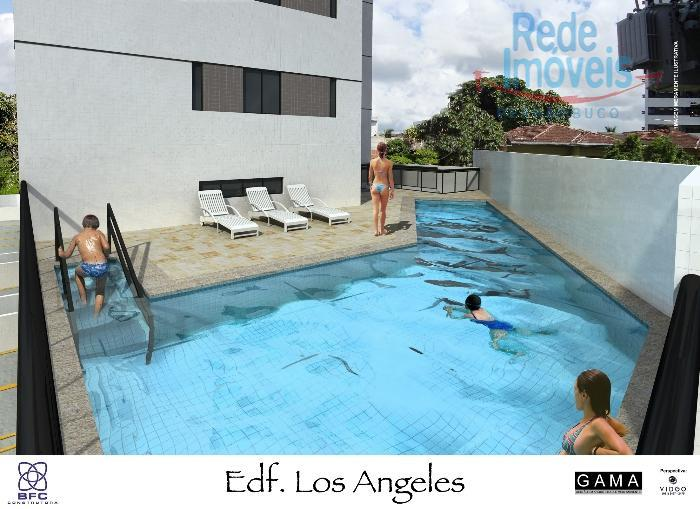 Apartamento residencial à venda, Madalena, Recife - AP1053.