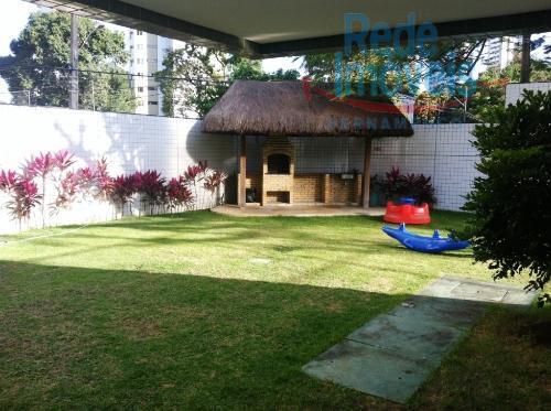 Apartamento residencial à venda, Poço, Recife.