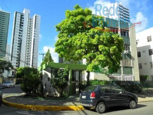 Apartamento residencial à venda, Rosarinho, Recife.