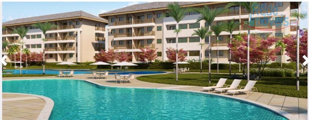 Flat residencial à venda, Porto de Galinha, Ipojuca.