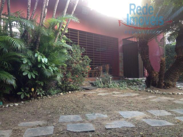 Casa residencial à venda, Parnamirim, Recife.