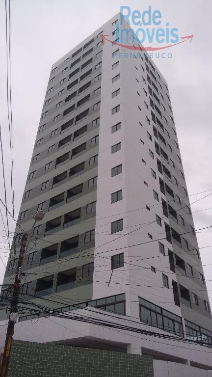 Apartamento residencial à venda, Campo Grande, Recife.