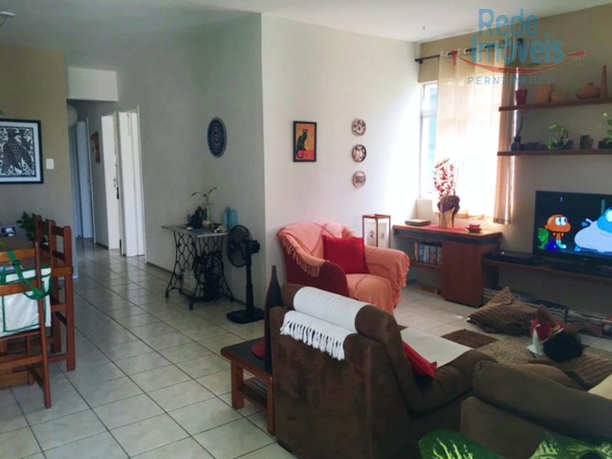 Apartamento residencial para venda e locação, Tamarineira, Recife - AP0800.