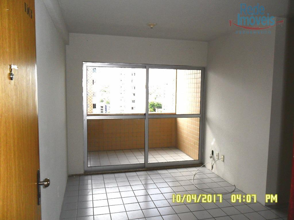 Apartamento residencial para locação, Casa Amarela, Recife.