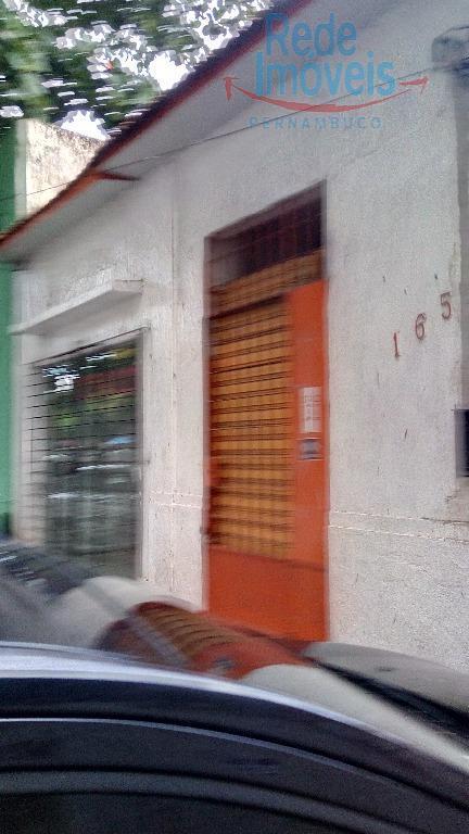 Casa residencial para locação, Santo Amaro, Recife.