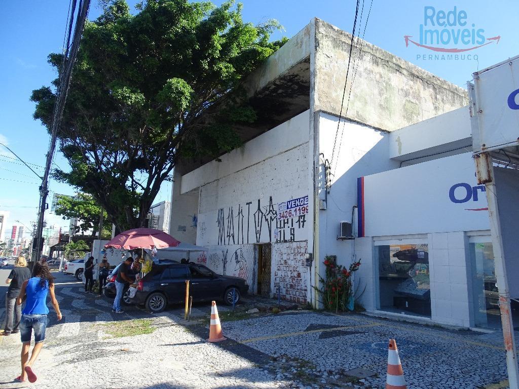 Prédio comercial à venda, Candeias, Jaboatão dos Guararapes - PR0008.