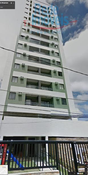 Apartamento residencial à venda, Madalena, Recife - AP0512.