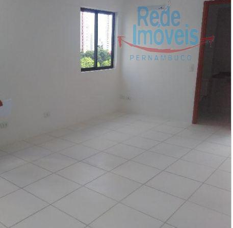 Studio residencial à venda, Casa Amarela, Recife.