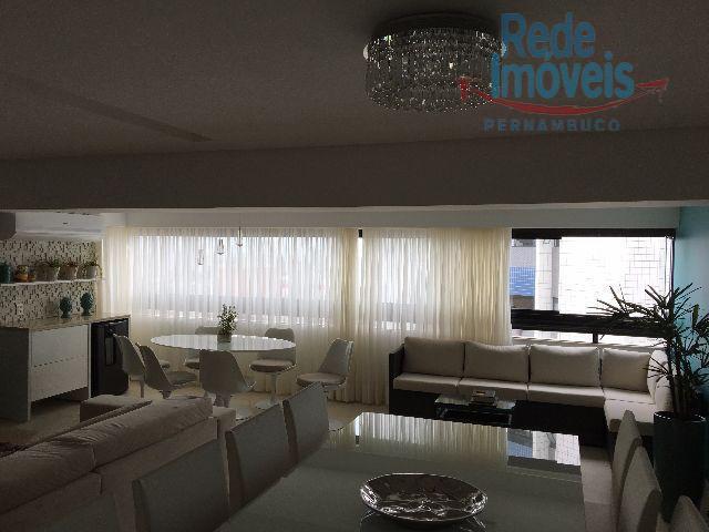 Apartamento residencial à venda, Parnamirim, Recife.