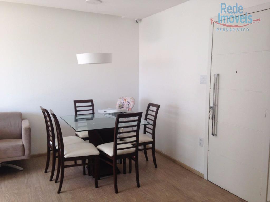 Apartamento residencial à venda, Torre, Recife.