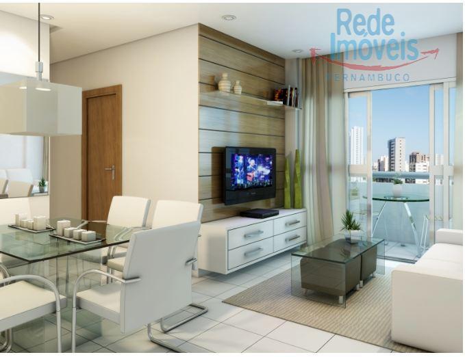 Apartamento residencial à venda, Rosarinho, Recife - AP0328.