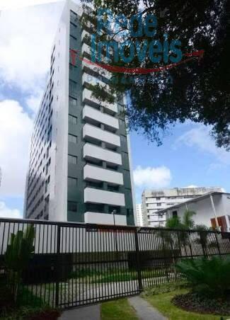 Flat residencial para locação, Espinheiro, Recife.