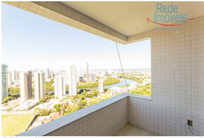 Apartamento residencial à venda, Madalena, Recife - AP0303.