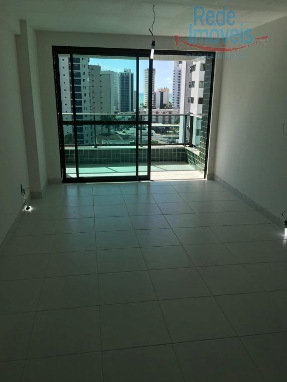 Apartamento residencial à venda, Boa Viagem, Recife - AP1248.