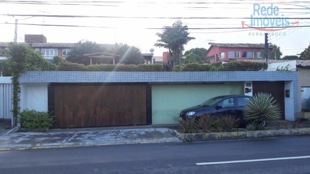 Casa residencial à venda, Piedade, Jaboatão dos Guararapes.