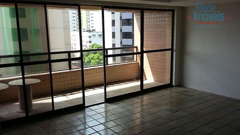 Excelente Apartamento residencial à venda, Encruzilhada, Recife.