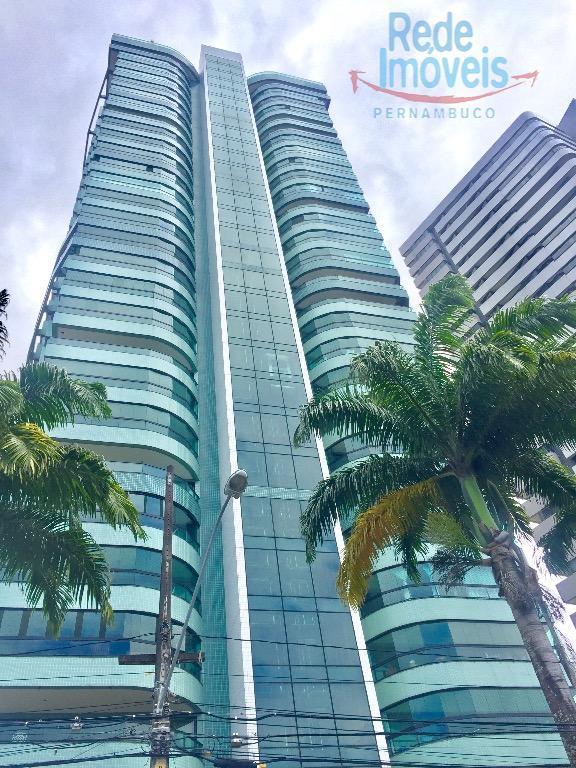 Apartamento residencial à venda, Ilha do Retiro, Recife.