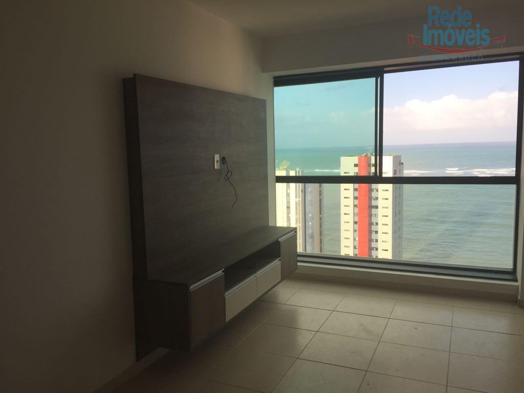 Flat residencial para locação, Candeias, Jaboatão dos Guararapes - FL0001.