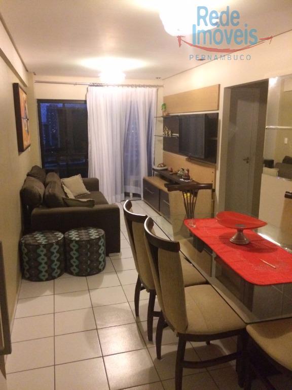 Apartamento residencial à venda, Casa Amarela, Recife - AP1142.