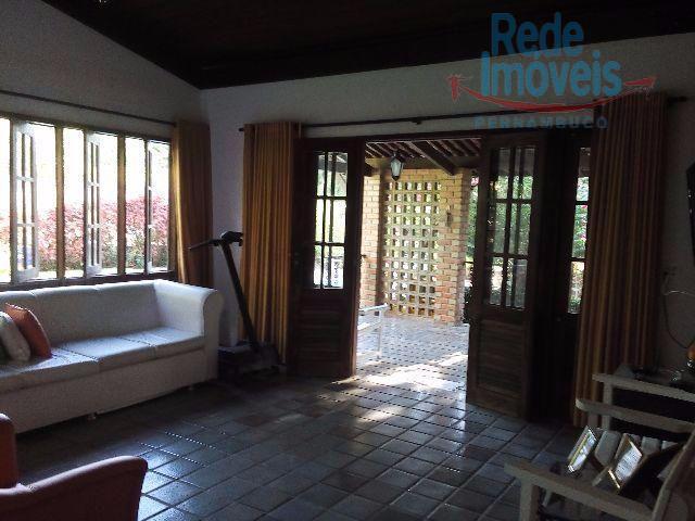 Casa residencial à venda, Aldeia, Camaragibe.