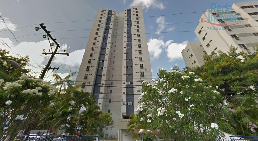 APARTAMENTO RESIDENCIAL PARA LOCAÇÃO, TORRE, RECIFE - AP0048.