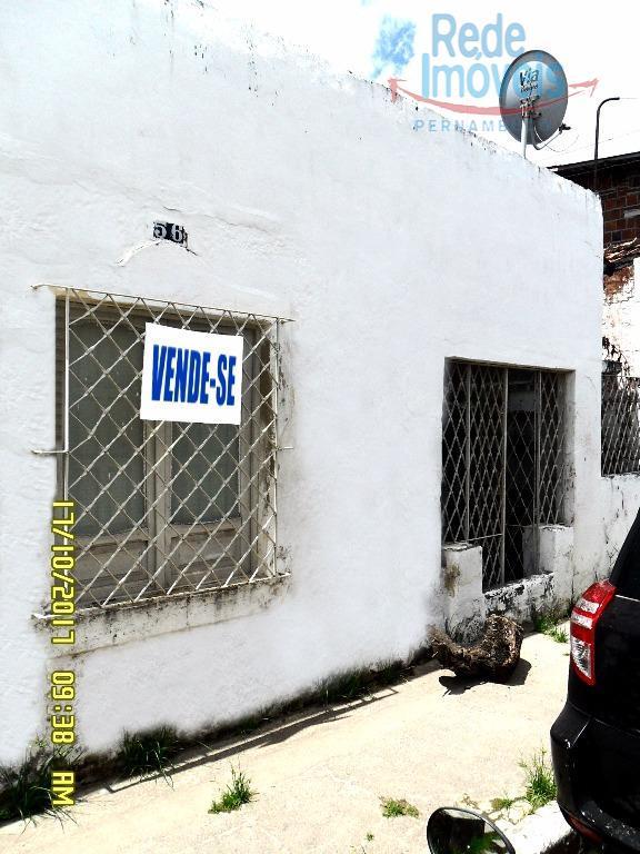 Casa residencial à venda, Afogados, Recife.