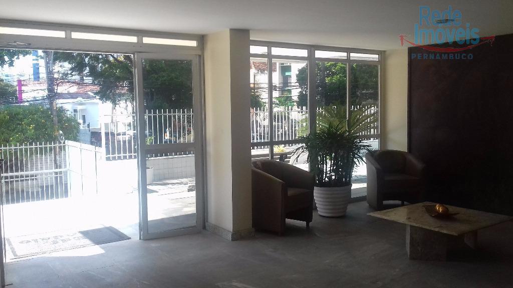 Apartamento residencial para venda e locação, Graças, Recife - AP0111.