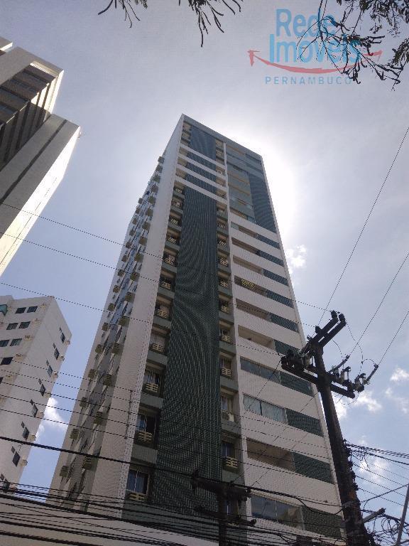 Apartamento residencial à venda, Espinheiro, Recife.